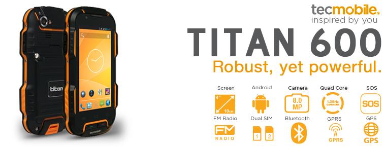 Titan 600