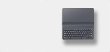 Husa cu tastatura<br> Samsung Galaxy <br> Tab A7 (2020)<br>