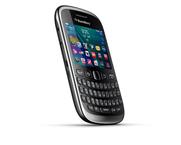 Telefon mobil Blackberry Curve 9320 + husa - Black