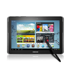 Tableta Samsung Galaxy Note N8000 : 10.1 inch, 16GB, WiFi, Android, 3G (open box) - Deep Gray