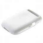 Husa silicon telefon BlackBerry Soft Shell for 9220/9310/9320, ACC-46602-202 - White