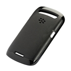 Husa telefon BlackBerry Premium Skin for 9350/9360/9370, ACC-39406-201 - Black w/Black Accent