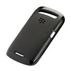 Husa telefon BlackBerry Premium Skin for 9350/9360/9370, ACC-39406-201 - Black w/Black Accent