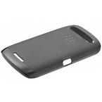 Husa silicon Blackberry Soft Shell for 9380, ACC-41675-201 - Black