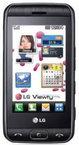 Telefon mobil LG GT400 Viewty Smile - Black