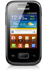 Telefon Mobil Samsung S5301 Galaxy Pocket Plus - Black