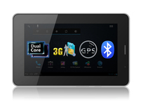 Tableta Allview AX2 Frenzy : 7 inch, 512MB RAM, 4GB, WiFi, 3G, Android 4.0.4