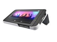 Husa Blackberry Flip Shell for Blackberry Z10, ACC-49284-202 / ASY-49283-002 - White