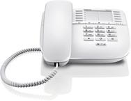 Telefon analogic Gigaset DA510 - Alb
