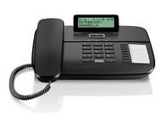 Telefon analogic Gigaset DA710 - Negru