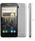 Telefon Mobil Alcatel OT-6030D Idol Dual SIM - Silver