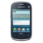 Telefon Mobil Samsung Rex 70 S3802 Dual SIM - Blue