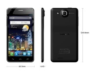 Telefon Mobil Alcatel OT-6033x Idol Ultra - Black