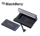 Set Incarcator + Acumulator Blackberry Q10, ACC-53185-201 Charging Bundle for Q10