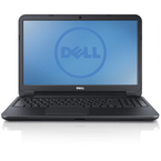 Laptop Dell Inspiron 3521 i3-3227U 750GB 6GB HD7670M 1G, DE_NI3521_194696 - Black