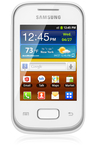 Telefon Mobil Samsung S5301 Galaxy Pocket Plus - White