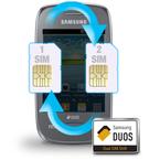 Telefon Mobil Samsung Galaxy Pocket Duos S5312 Dual SIM - Silver