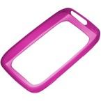 Bumper plastic moale Nokia Lumia 710, CC-1046 FUCHSIA - Fucsia