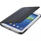 Husa tableta tip Book pentru Galaxy Tab 3 7.0, EF-BT210BSEGWW - Gri