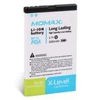 Acumulator Momax X-Level BP-3L 1280mAh pentru Nokia Lumia710, 603, Asha 303, BANO710XL
