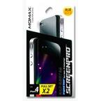 Folie de protectie Momax Clear pentru iPhone 4, A-B, PSPCAPIP4S
