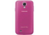 Capac protectie spate Samsung pentru Galaxy S4 Cover+, EF-PI950BPEGWW - Roz