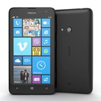 Telefon mobil Nokia Lumia 625 LTE - Black