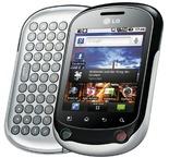 Telefon mobil LG Optimus Chat C550 (fabricat in Korea) - Silver