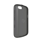Husa silicon Blackberry Soft Shell for 9720, ACC-55945-001 - Black Translucent
