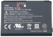 Acumulator HTC BA-S230 Li-Ion 1100mAh pt HTC Touch, P3450, P3451, Elf, O2 XDA Nova, MDA Touch, VERIZON XV6900