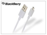 Cablu de date Blackberry ASY-31296-003 White Micro USB, Bulk