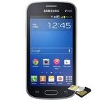 Telefon Mobil Samsung Galaxy Trend Lite Duos, S7392 Dual SIM - Black