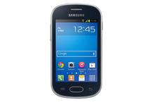 Telefon Mobil Samsung Galaxy Fame Lite S6790 - Midnight Black