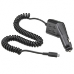 Incarcator auto BlackBerry In-Vehicle Charger, 500mAh, Micro-USB, ACC-18083-201 - Black