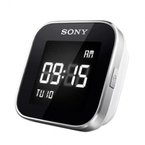 Ceas inteligent Sony SmartWatch MN2, bratara de metal - Black