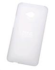 Husa plastic HTC Translucent Hard Shell HC C843 pt HTC One, 801n - Transparent