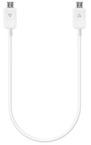 Cablu date cu incarcare Samsung USB Power Sharing Cable EP-SG900UBEGWW pentru S5 SM-G900, Galaxy Tab S 10.5 SM-T800/SM-T805, Galaxy Tab S 8.4 SM-T700/SM-T705, Galaxy Alpha SM-G850F, Galaxy Avant SM-G386T, Galaxy Note 4 SM-N910S - White