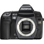 Aparat foto digital Olympus E-5 DSLR : 12.3 MPx, LCD 3, 5 fps, HD