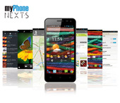 Telefon Mobil myPhone Next-S Dual SIM - Black