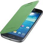 Husa Samsung Flip Cover pentru Galaxy S4 Mini i9190 / i9192 / i9195, EF-FI919BGEGWW - Verde
