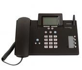 Telefon cu fir tip microcentrala Gigaset SX303 ISDN (Integrated Services Digital Network) - Negru