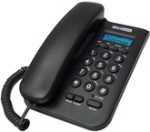 Telefon analogic Maxcom KXT100 - Negru