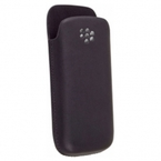 Toc BlackBerry Leather Pocket for 9810/9800, ACC-43791-201 - Black