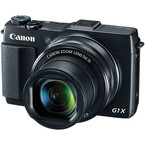 Aparat foto digital Canon PowerShot G1 X Mark II : 12.8 MPx, 5x Zoom, LCD 3, Full HD, Japan