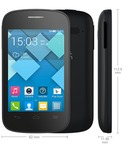 Telefon Mobil Alcatel One Touch Pop C1 OT-4015x - Black