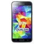 Telefon Mobil Samsung Galaxy S5 Dual SIM 16GB, LTE, 4G, SM-G900FD - Black