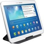Husa Samsung tip Book pentru tableta Galaxy TAB PRO 10 P5200 / P5210 / P5220, EF-BT520BWEGWW - White