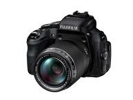 Aparat foto digital Fuji FinePix HS55 EXR : 16 MPx, 42x Zoom, LCD 3, Full HD