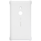 Capac protectie spate Nokia Wireless Charging Shell CC-3065 for Lumia 925, CC-3065 - Alb