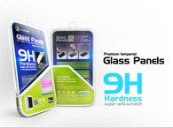Folie Protectie ecran antisoc X-One Tempered Glass pentru Samsung Galaxy S4, i9500/i9505, Blister